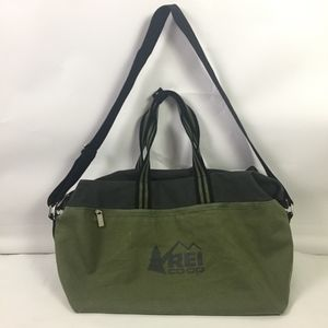 REI Canvas Lightweight Tote Duffel Carry On